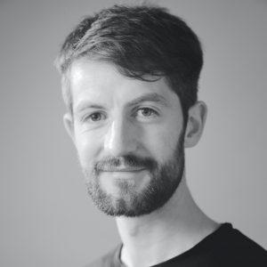 Headshot of James Docherty